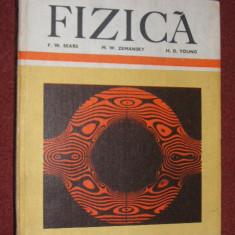 FIZICA - F.W.SEARS, M.W. ZEMANSKY, H.D.YOUNG - Carte Fizica