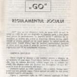 GO - regulamentul jocului