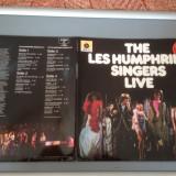 THE LES HUMPHRIES SINGERS - LIVE -2LP SETBOX- (1975/ DECCA REC/RFG) - DISC VINIL