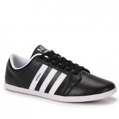 Adidas NEO SLIM - Adidasi barbati, Marime: 42, 44, 44 2/3, Culoare: Negru