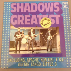 Muzica Rock Columbia, VINIL - SHADOWS - GREATEST (1975 /EMI REC/ RFG ) - DISC VINIL/VINYL/IMPECABIL/RAR