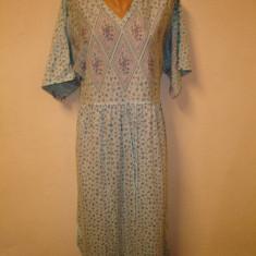 Camasa de noapte Diane von Furstenberg, Lunga