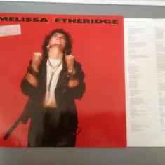 MELISSA ETHERIDGE - FIRST ALBUM (1988 /ISLAND REC /RFG ) - DISC VINIL/VINYL - Muzica Rock universal records