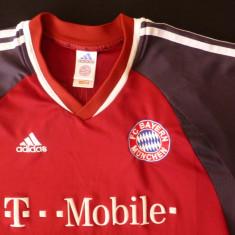 Tricou barbati - Tricou Adidas FC Bayern Munchen Authentic Licensed Product; marime L; impecabil
