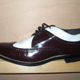 Pantofi barbati Adams, Piele naturala - Pantofi STACY ADAMS originali ( unici pe okazii )