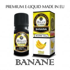 Aroma de tigara electronica-Banane 0 % nicotina - Tutun Pentru tigari de foi