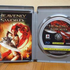 Heavenly Sword (PS3) (ALVio) + alte Jocuri PS3 Sony ( VAND / SCHIMB ), Actiune, 16+
