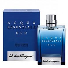 Salvatore Ferragamo Acqua Essenziale Blu EDT 50 ml pentru barbati - Parfum barbati