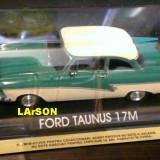 Macheta auto, 1:43 - Macheta metal DeAgostini - Ford Taunus 17M NOUA+revista Masini de Legenda nr.68