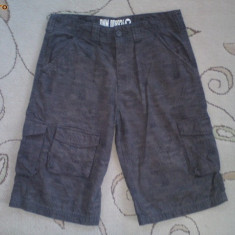 Haine Copii peste 12 ani, Pantaloni, Baieti - Pantaloni scurti tip cargo, marca Cherokee, baieti 12-13 ani