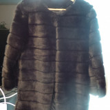 Vand haine din blana Artificiala J&D Fashion import Italia.Toate sunt fabricate si cumparate in Italia. Made in Italia, Din imagine