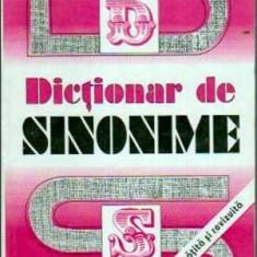 DICTIONAR DE SINONIME DE GH.BULGAR, EDITIE INBOGATITA SI REVIZUITA, EDITURA LUCMAN - Dictionar sinonime