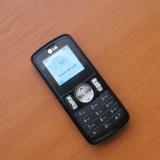 Telefon LG, Negru, Nu se aplica, Vodafone, Single SIM, Fara procesor - LG GB102 - telefon simplu gb105 - usor de folosit