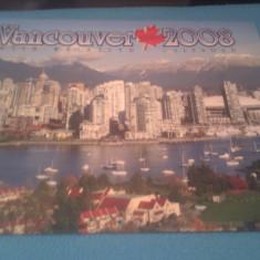 VANCOUVER 2008 CALENDAR - Calendar colectie