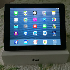 Ipad 3 - Tableta iPad 3 Apple, Negru, 16 GB, Wi-Fi