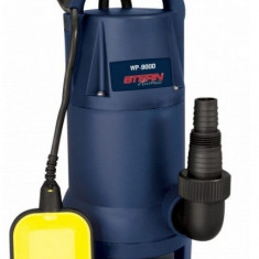 Pompa apa cu plutitor STERN ( Austria ) 750W / 8m / 12400 L/h - Pompa gradina, Pompe submersibile, de drenaj