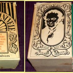 Carte de lux - Stendhal - Romane si nuvele (2 volume), editie de lux in etui, Rosu si negru, Lucien Leuwen, Armance, Manastirea din Parma, Lamiel