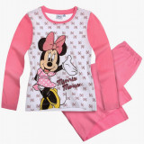 Pijama fete 2-8 ani - Minnie 96362 - alb