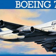 Boeing 747-400 kit revell 4219 1/144 - Macheta Aeromodel
