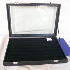 Caseta bijuterii cutie inele cutie prezentare caseta prezenatare - Cutie Bijuterii