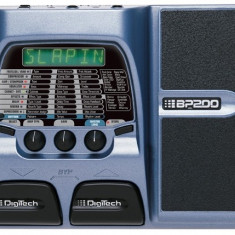 DigiTech BP-200 Bass Multi-Effects Processor - Efect Chitara