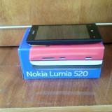 Vand Nokia Lumia 520 - Telefon mobil Nokia Lumia 520, Negru, Vodafone