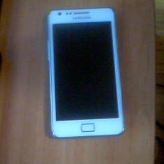 Samsung Galaxy SII + Flappy Bird - Telefon mobil Samsung Galaxy S2, Alb, 16GB, Neblocat