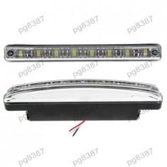 Lumini de zi auto, 8 LED - 400379