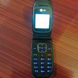 Telefon LG, Gri, Nu se aplica, Neblocat, Fara procesor, Nu se aplica - LG KG 120