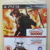 Ubisoft Double Pack - Rainbow Six Vegas & Splinter Cell Double Agent (PS3)  SIGILAT!!!  (ALVio) + sute de alte jocuri PS3 ( VAND / SCH