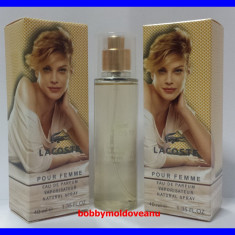TESTER FIOLA DAMA LACOSTE POUR FEMME - 40ML - Parfum femeie