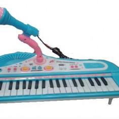 Instrumente muzicale copii - Orga cu microfon pt copii (CEL MAI IEFTIN)
