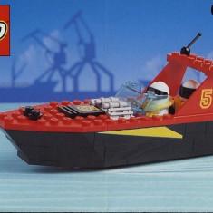 LEGO 6679 Dark Shark (Barca) - LEGO City