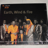 Vand cd sigilat EARTH,WIND&FIRE-The collection