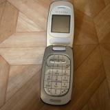Telefon Alcatel, Negru, Nu se aplica, Neblocat, Fara procesor, Nu se aplica - Alcatel OT-E227 - 49 lei