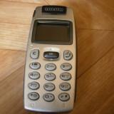 Telefon Alcatel, Argintiu, Nu se aplica, Neblocat, Fara procesor, Nu se aplica - Alcatel OT 511 - 39 lei