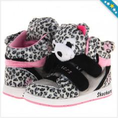 100% AUTENTIC - Adidas SKECHERS Lil Cudlers - Adidas Copii, Fete - Adidas Originali SKECHERS - Adidasi copii