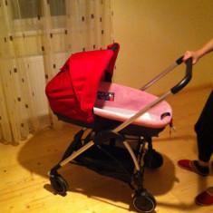 Carucior Bebe Confort model streety plus - Carucior copii 3 in 1 Bebe Confort, Altele, Pliabil, Maner reversibil