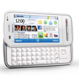 Telefon mobil Nokia C6, Alb, Neblocat - Vand nokia c6-00 white