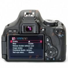 SUPER OKAZIE CANON 600D KIT CU 3 OBIECTIVE -TELECOMANDA SI TREPIED - Aparat Foto Canon EOS 600D, Kit (cu obiectiv)