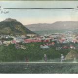 Carte Postala Romania 1904-1918, Necirculata, Printata - 472a. Deva ilustrata cu buzunar - inedit