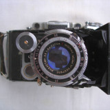 Aparat foto de colectie Moskva 4+toc piele singurul rangefinder 6x9 de pe Okazii.ro - Aparat de Colectie