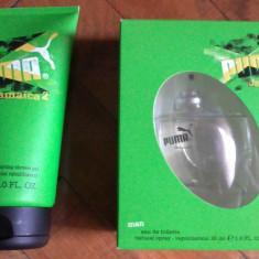 Puma Jamaica 2 Man EDT 30ml + Gel de Dus Shower Gel 150ml Cadou - Parfum barbati Puma, Apa de toaleta