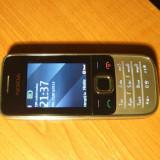 Telefon Nokia, Argintiu, <1GB, Vodafone, Fara procesor, 32 MB - Nokia 2730 classic 3G + microSD 1 Gb - in stare buna