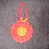 GENTUTA FETITE CROSETATA - Geanta handmade