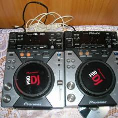 Pioneer CDJ 400 - Console DJ