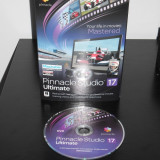 Software Editare video, Windows 7, DVD, Retail, Numar licente: 1 - Pinnacle Studio 17 Ultimate Collection ( Original Box Retail )