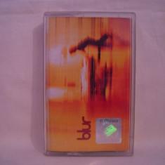 Vand caseta audio Blur-Blur, originala - Muzica Rock emi records, Casete audio