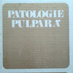 PATOLOGIE PULPARA - I. Constantin