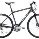 Vand bicicleta DHM MC3 men - Bicicleta de oras, Aluminiu